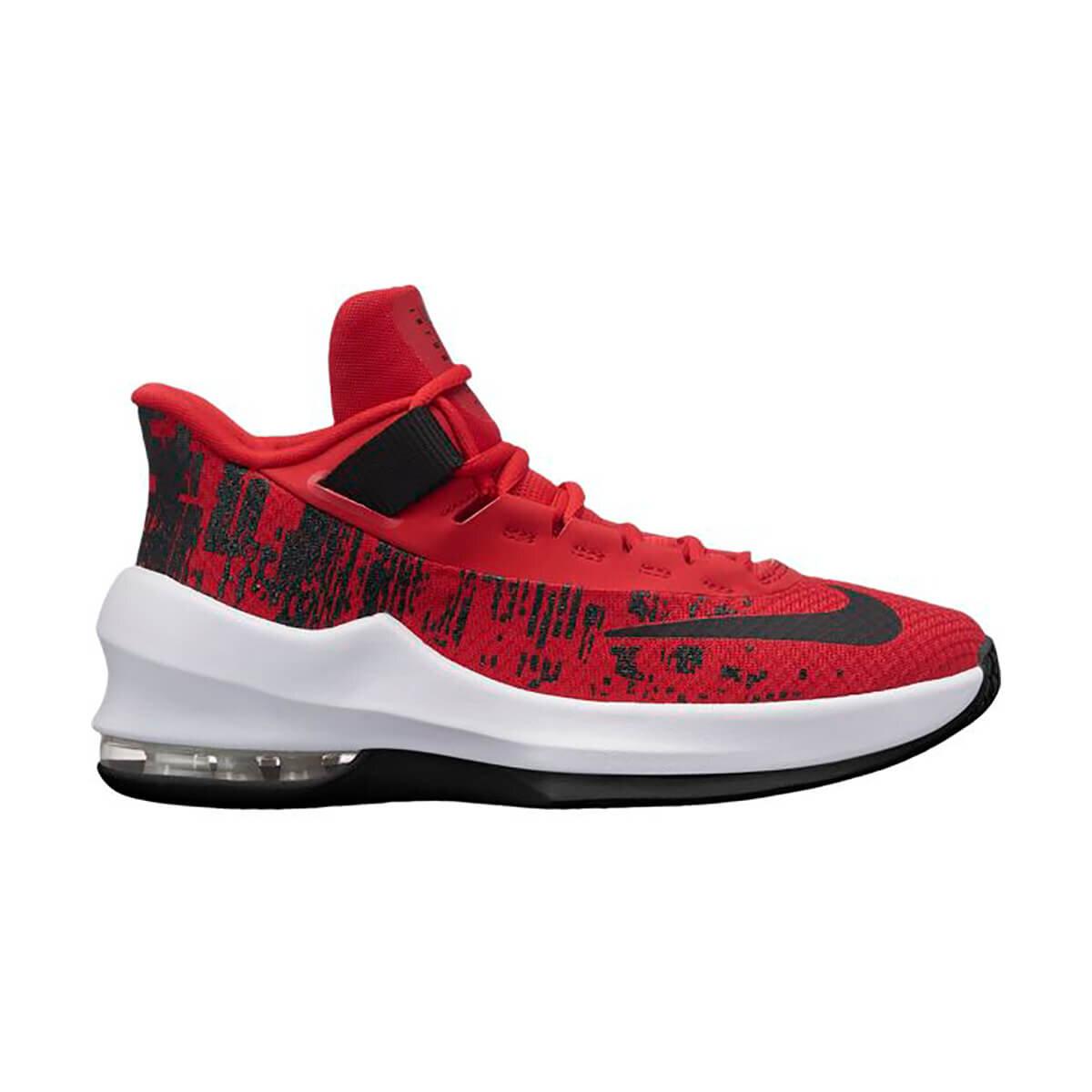 more photos 81a67 d004b Nike AIR MAX INFURIATE II Kırmızı Unisex Basketbol Ayakkabısı 100353174    Flo