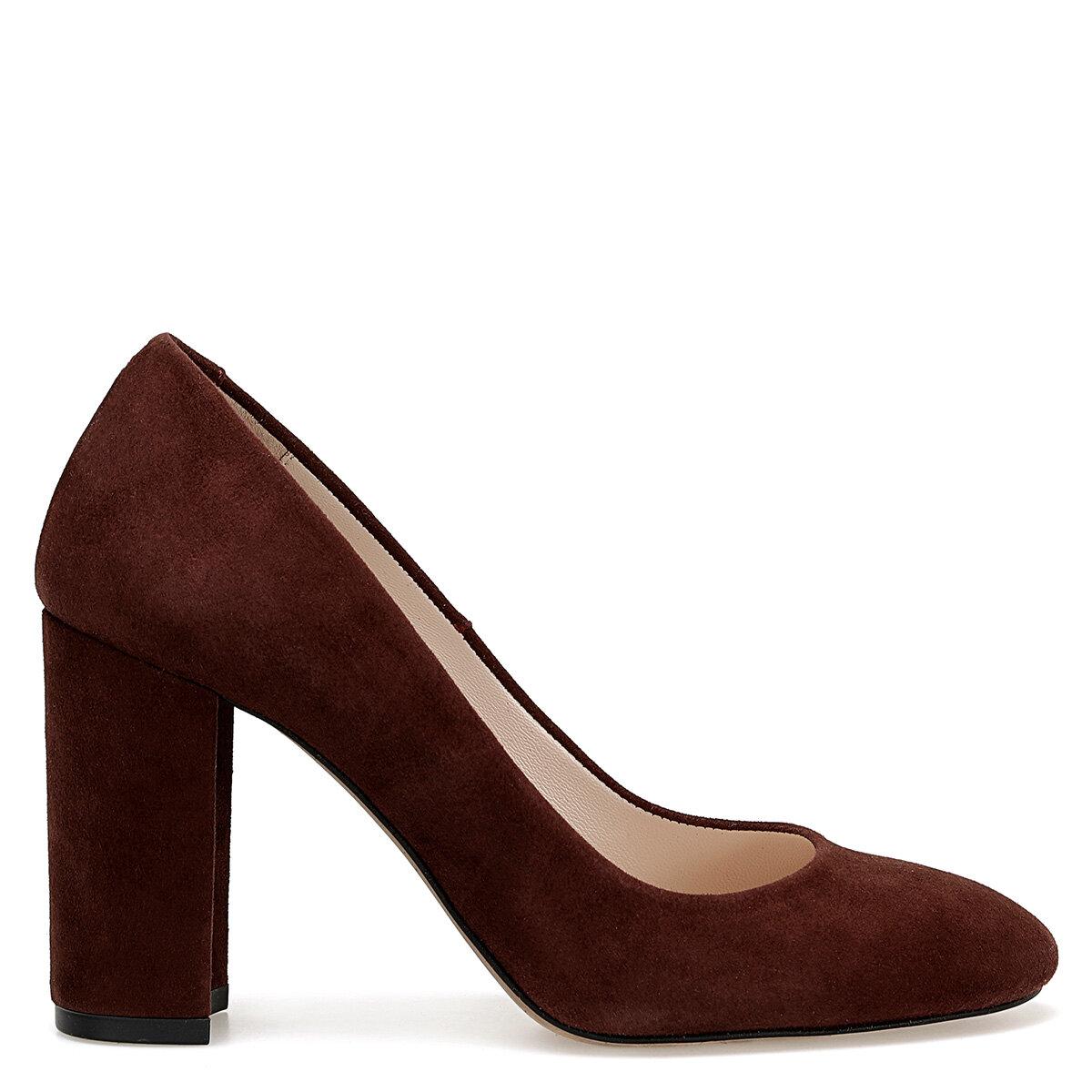 DILAN Bordo Kadın Ayakkabı