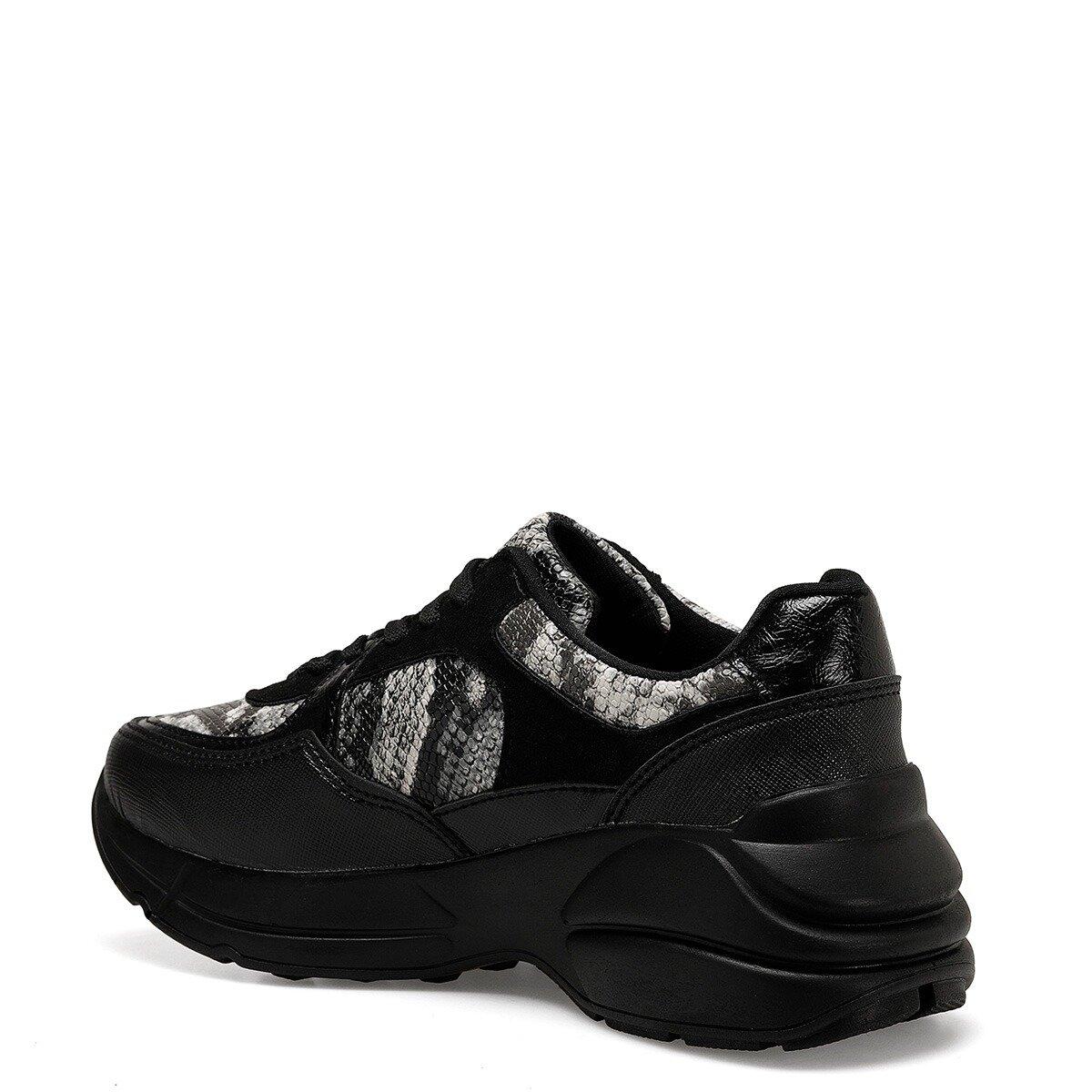 LAVER Siyah Kadın Sneaker