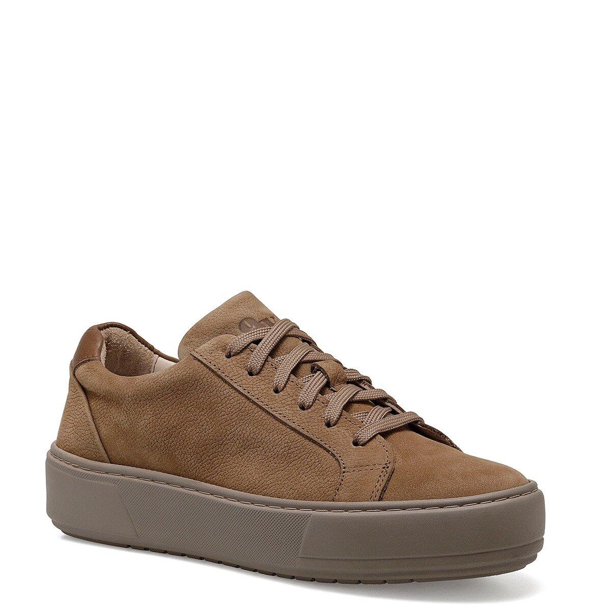 SADIN Bej Kadın Sneaker