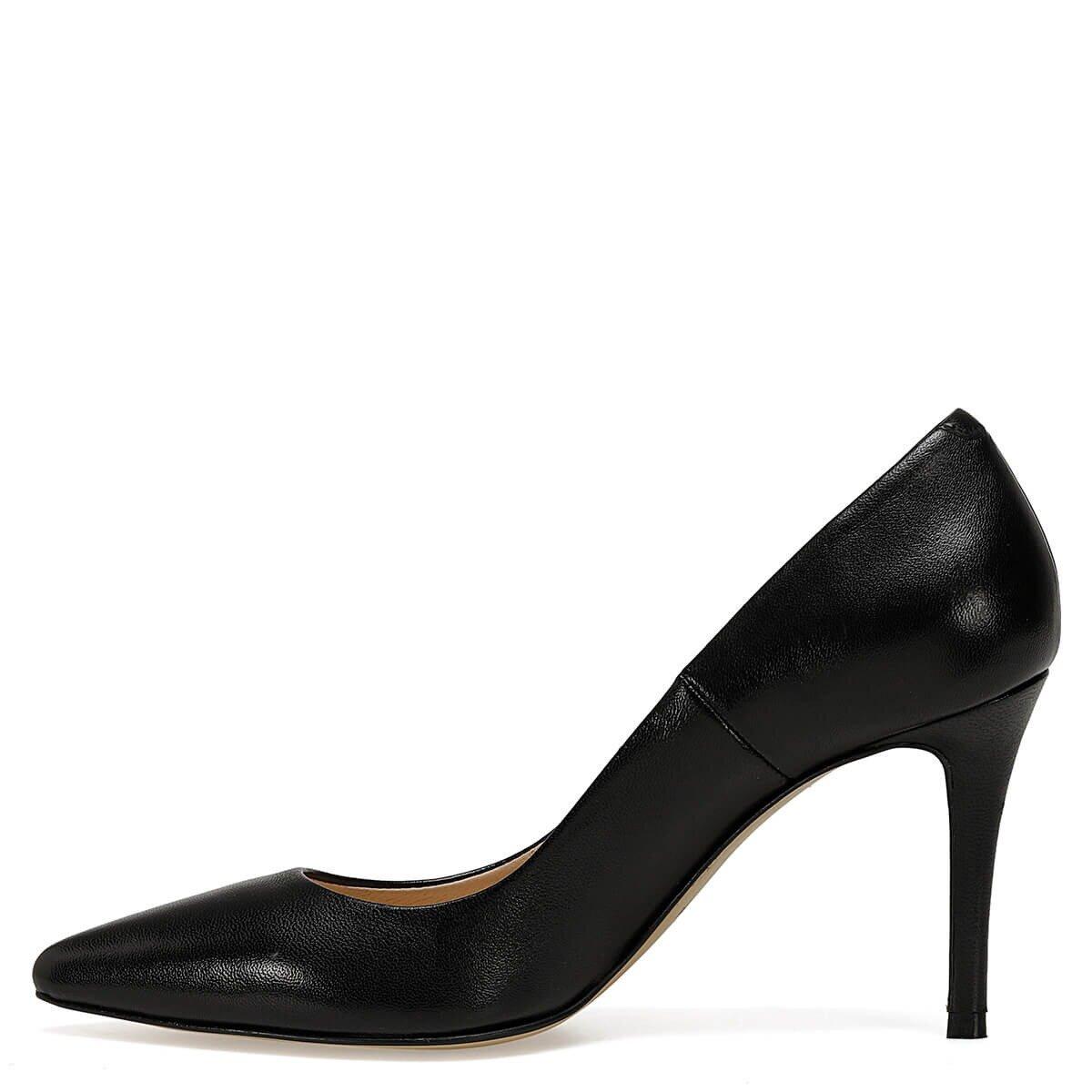 JACKIE Siyah Kadın Topuklu Ayakkabı