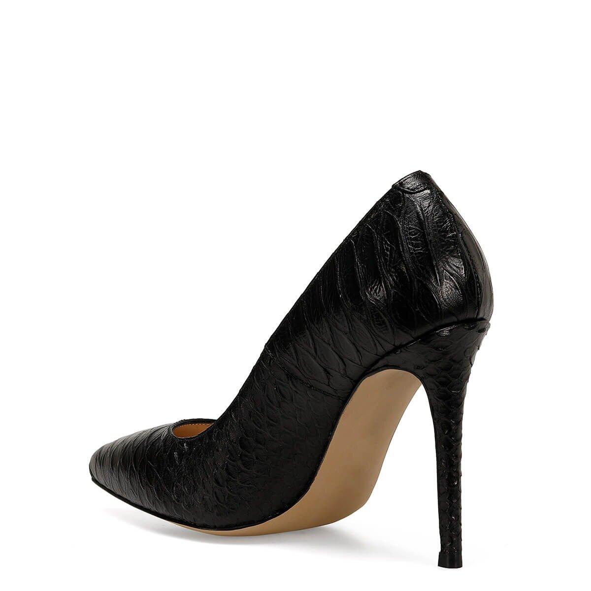 TATIE2 Siyah Kadın Stiletto