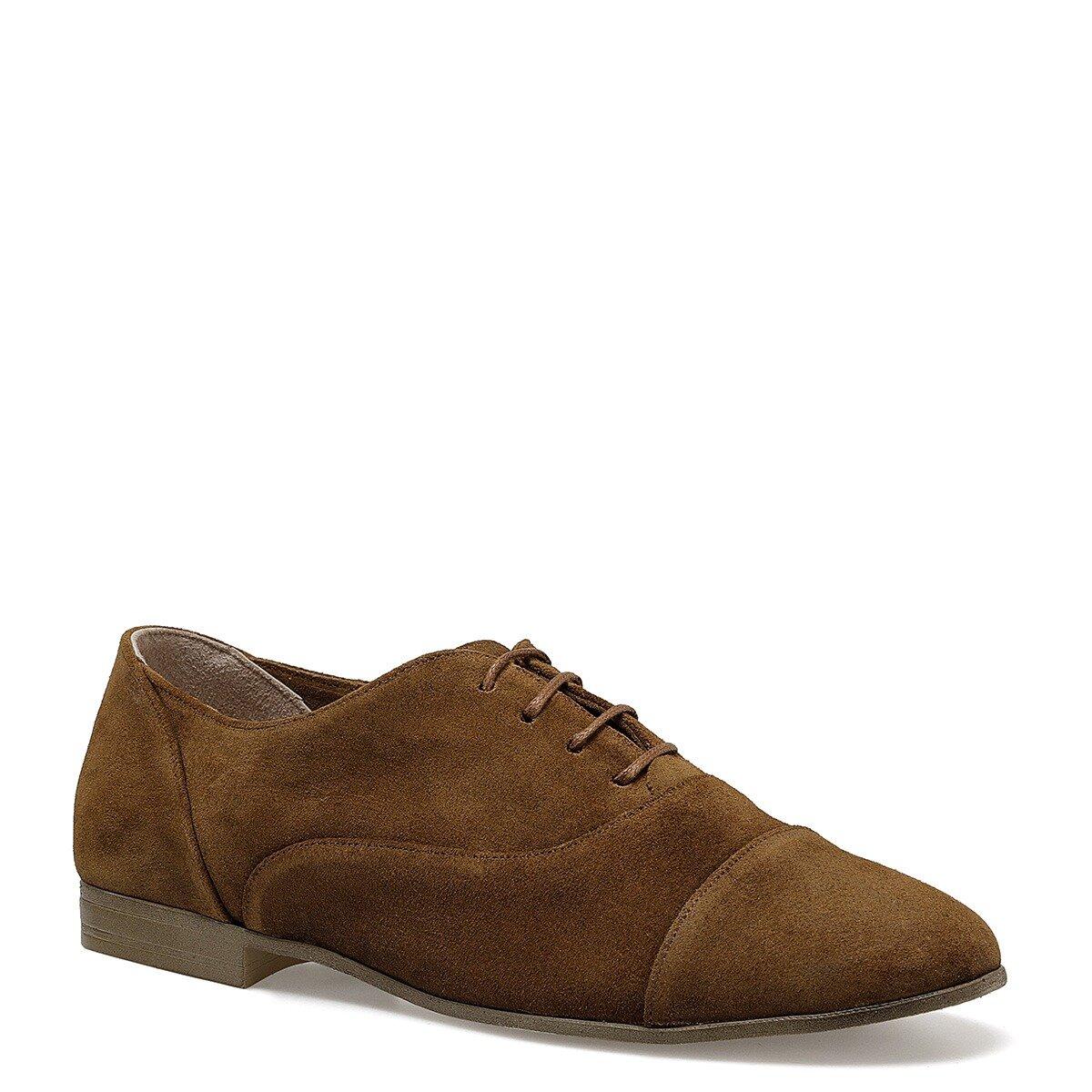 BELANO Hardal Kadın Maskulen Ayakkabı