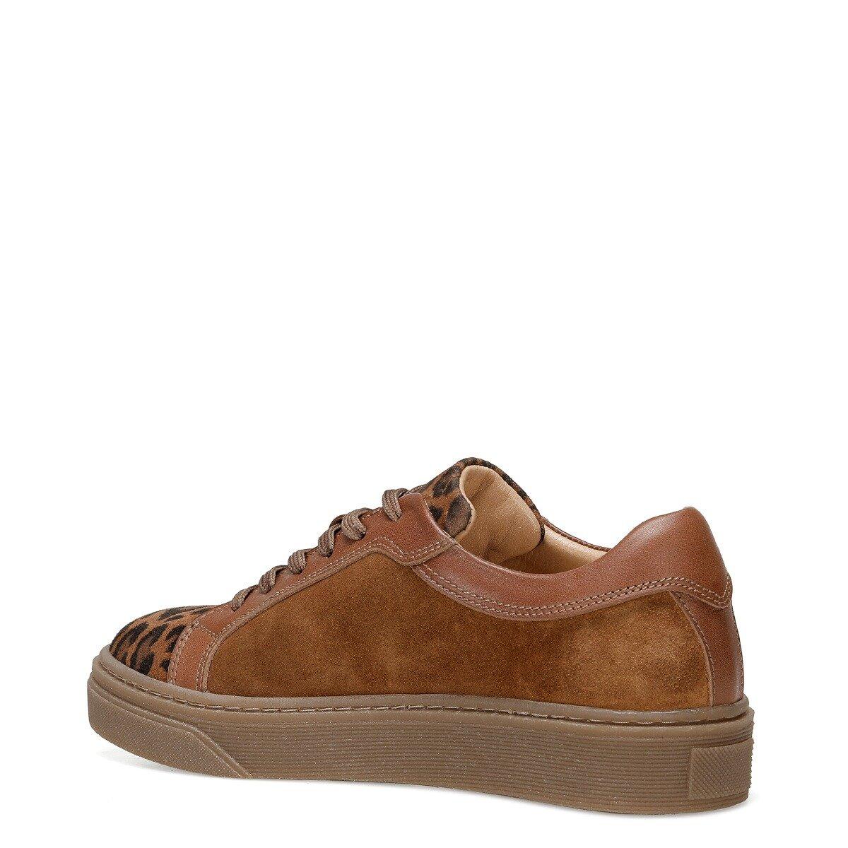 SELANO Taba Kadın Sneaker Ayakkabı