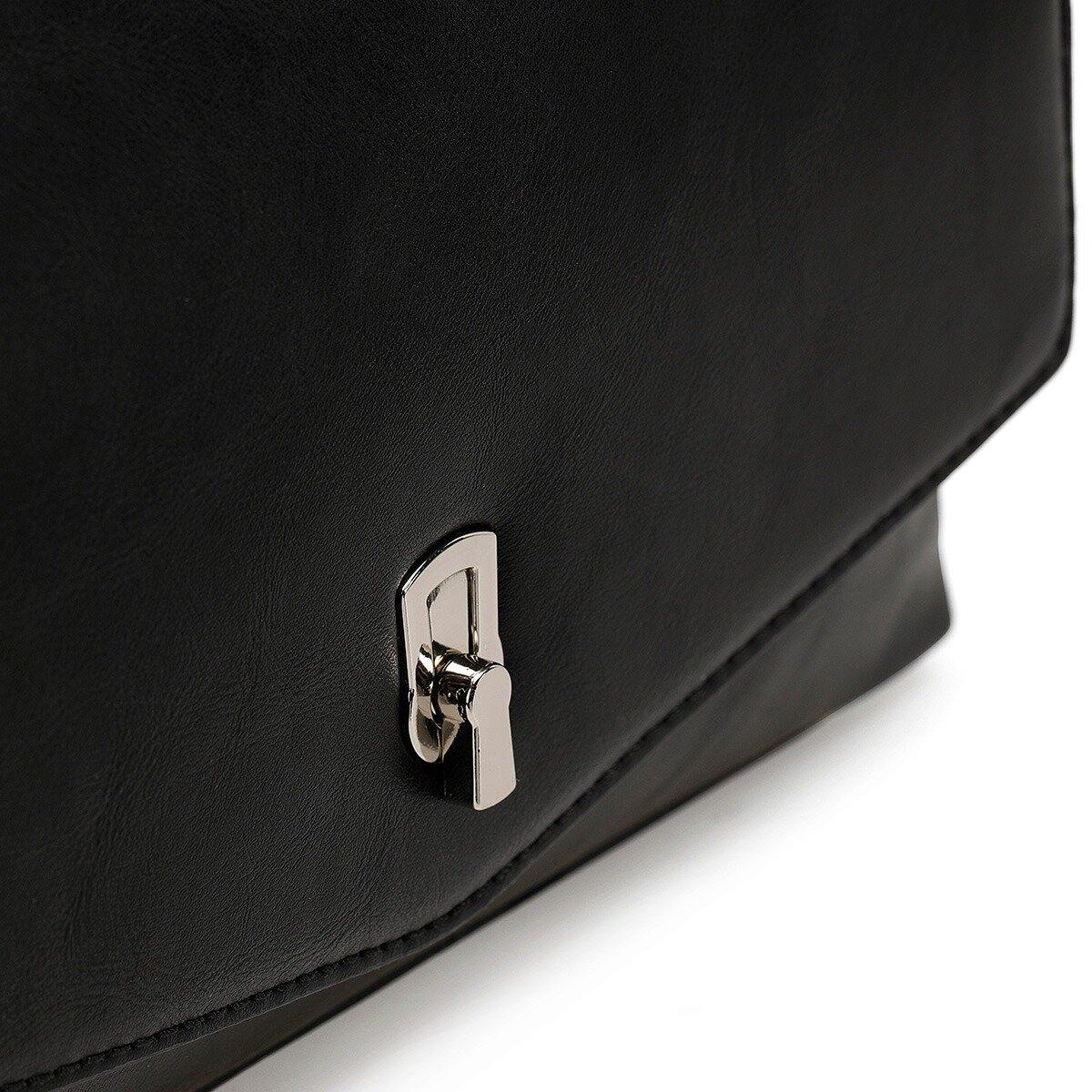 MIDA Siyah Kadın Çapraz Çanta