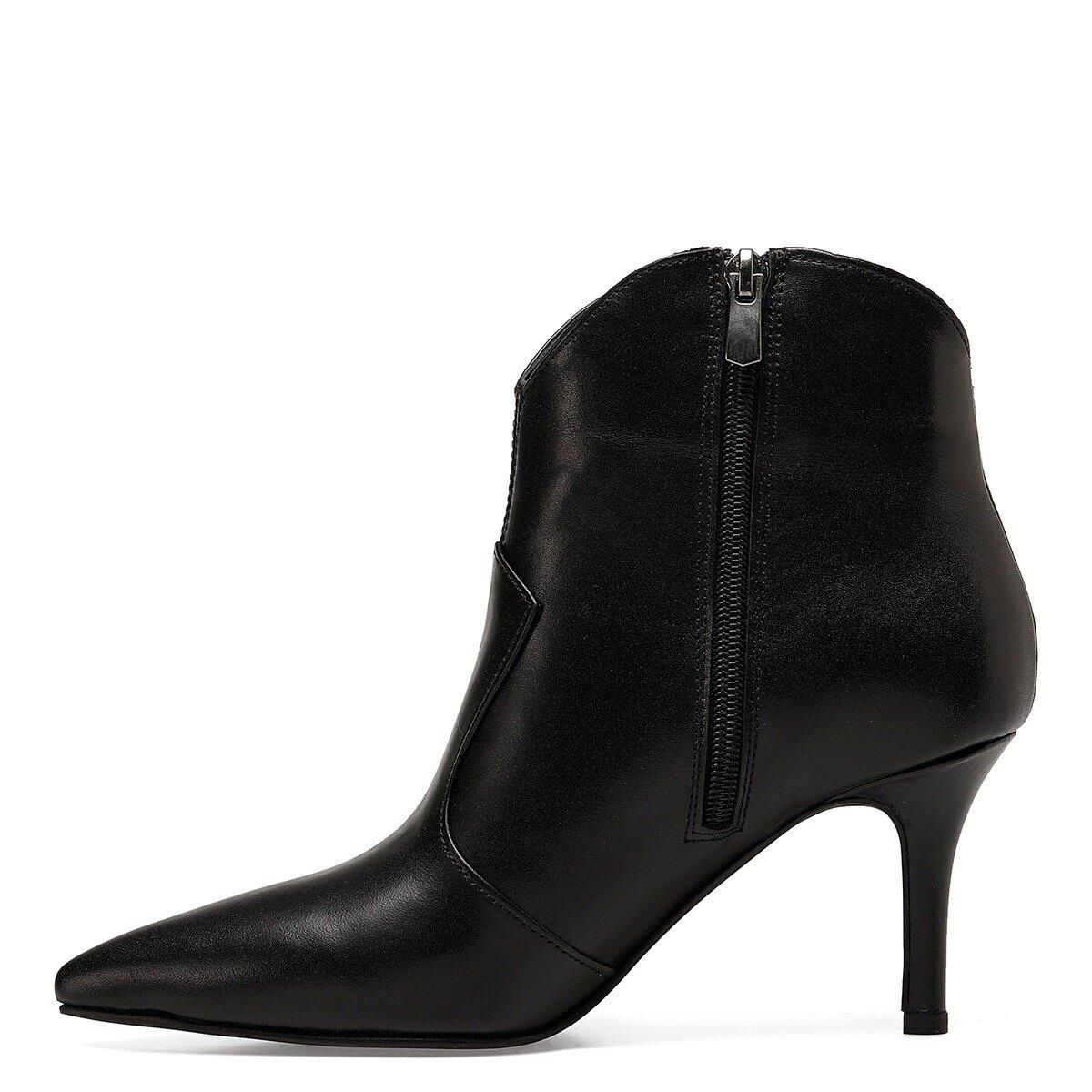 WINCO Siyah Kadın Topuklu Ayakkabı