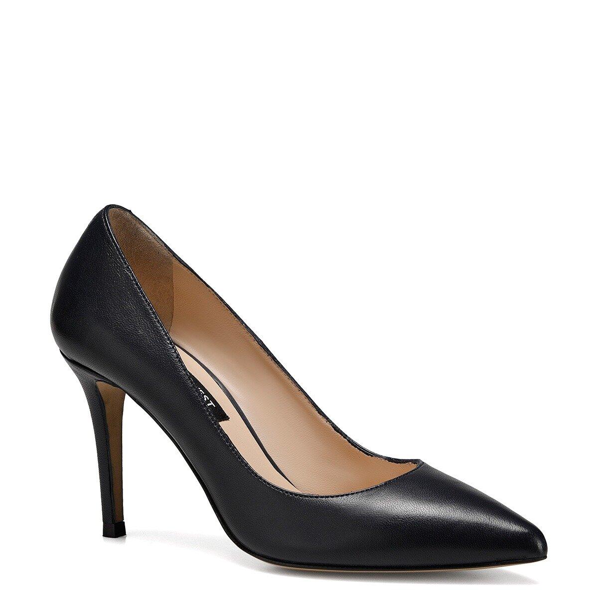 JACKIE Lacivert Kadın Topuklu Ayakkabı