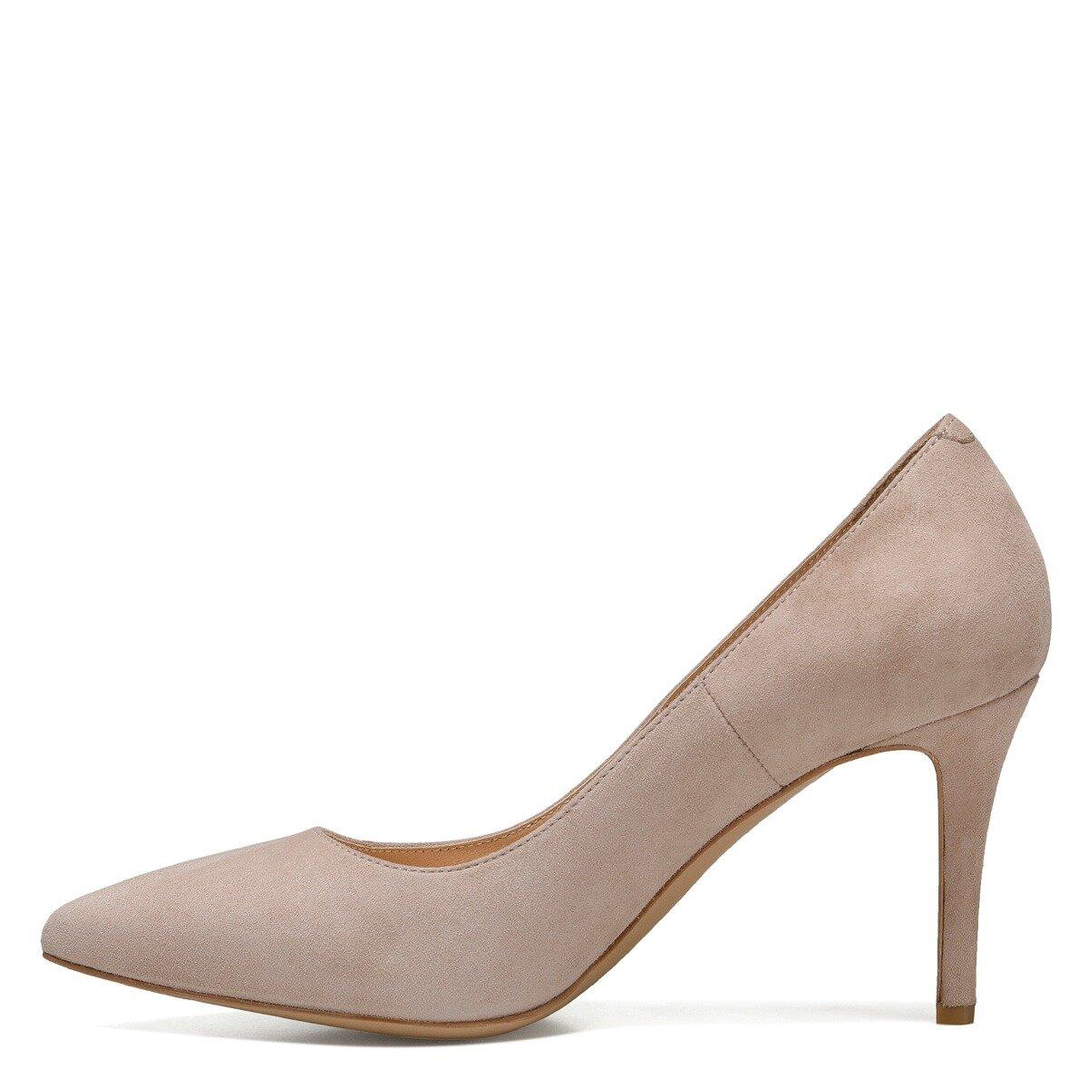 JACKIE Vizon Kadın Topuklu Ayakkabı