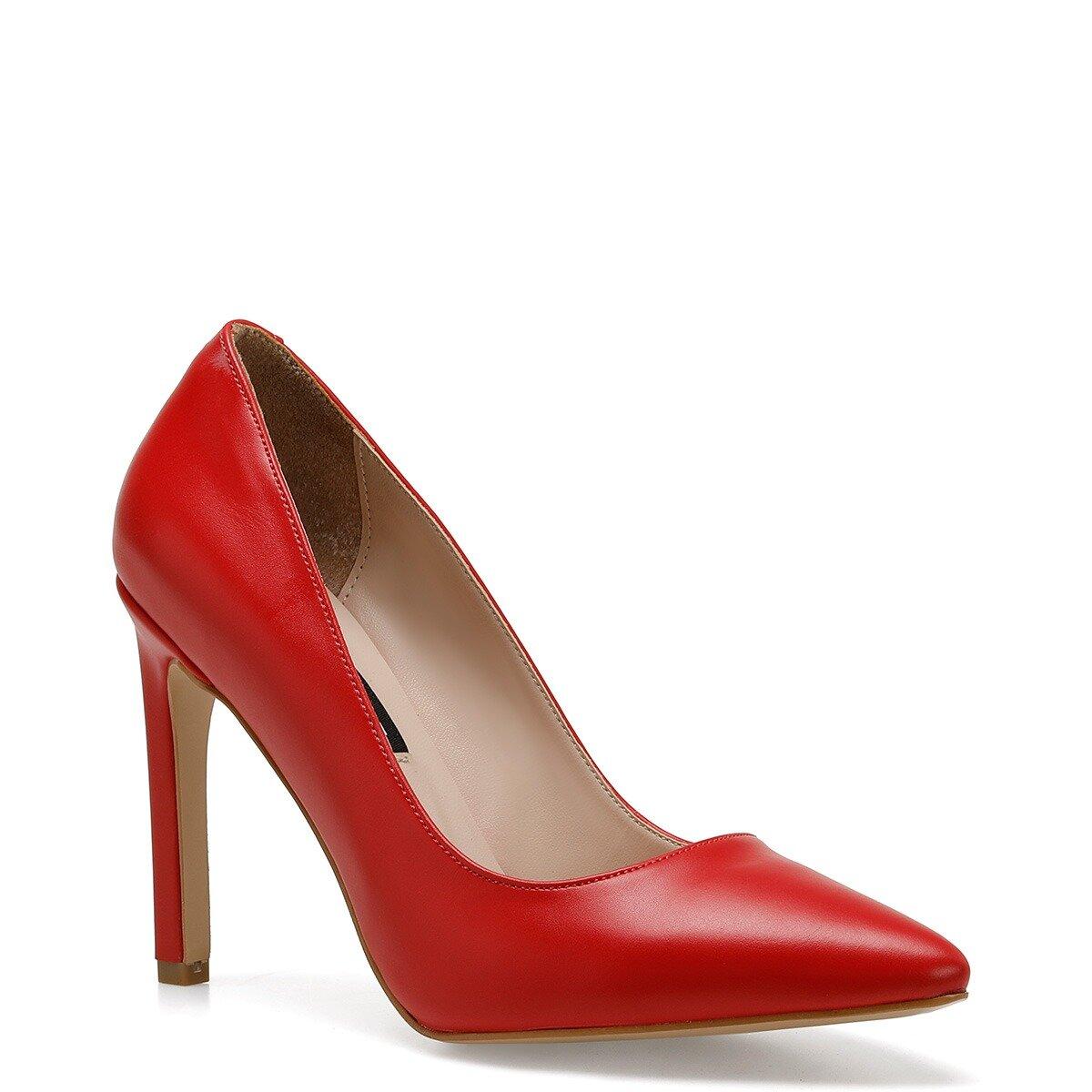 RAINA Kırmızı Kadın Stiletto