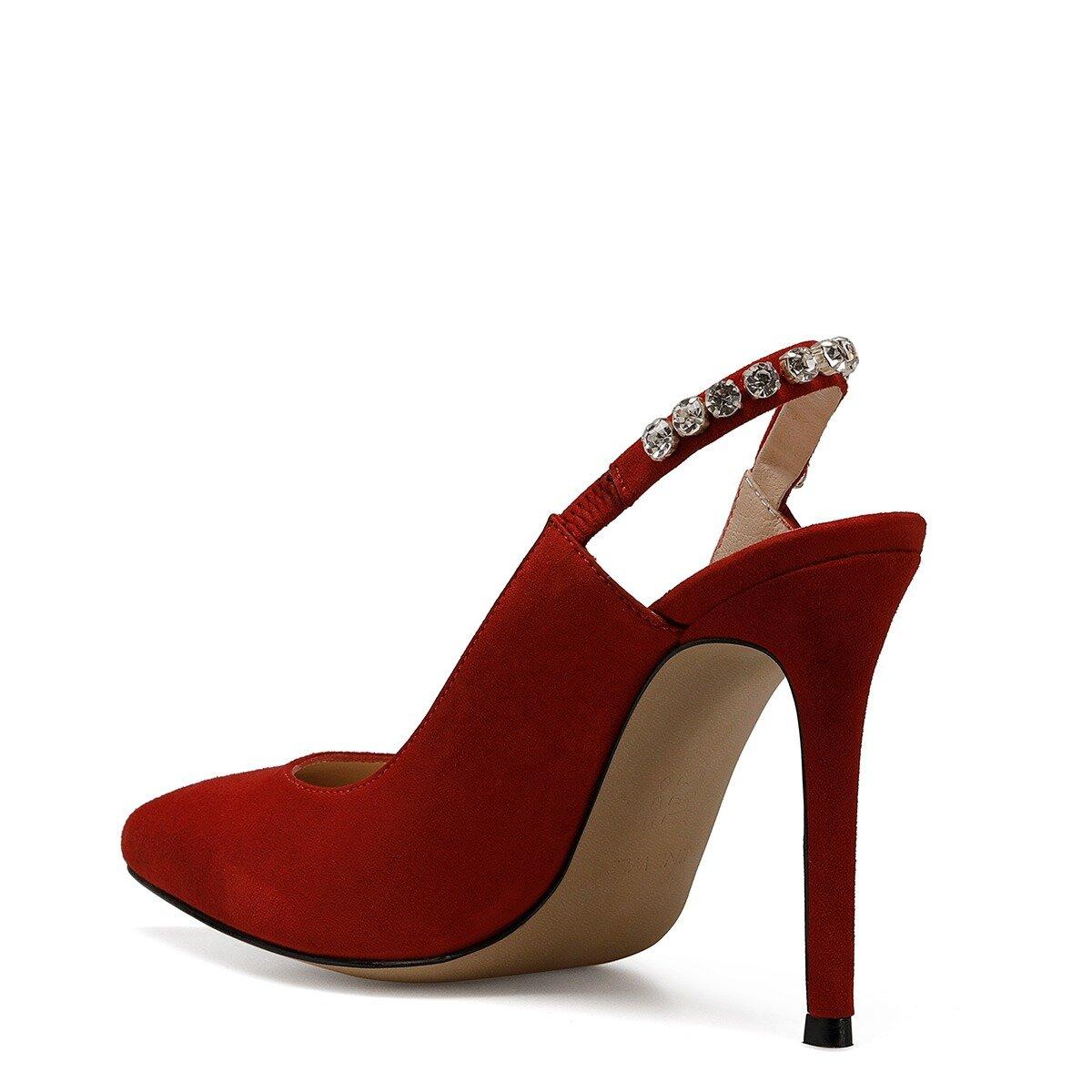 JEWEL Kırmızı Kadın Stiletto