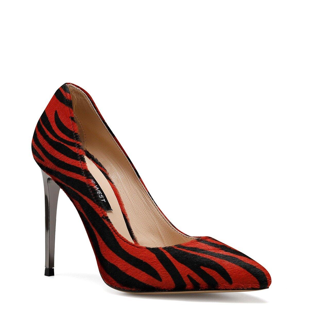 TALIS Kırmızı Kadın Stiletto