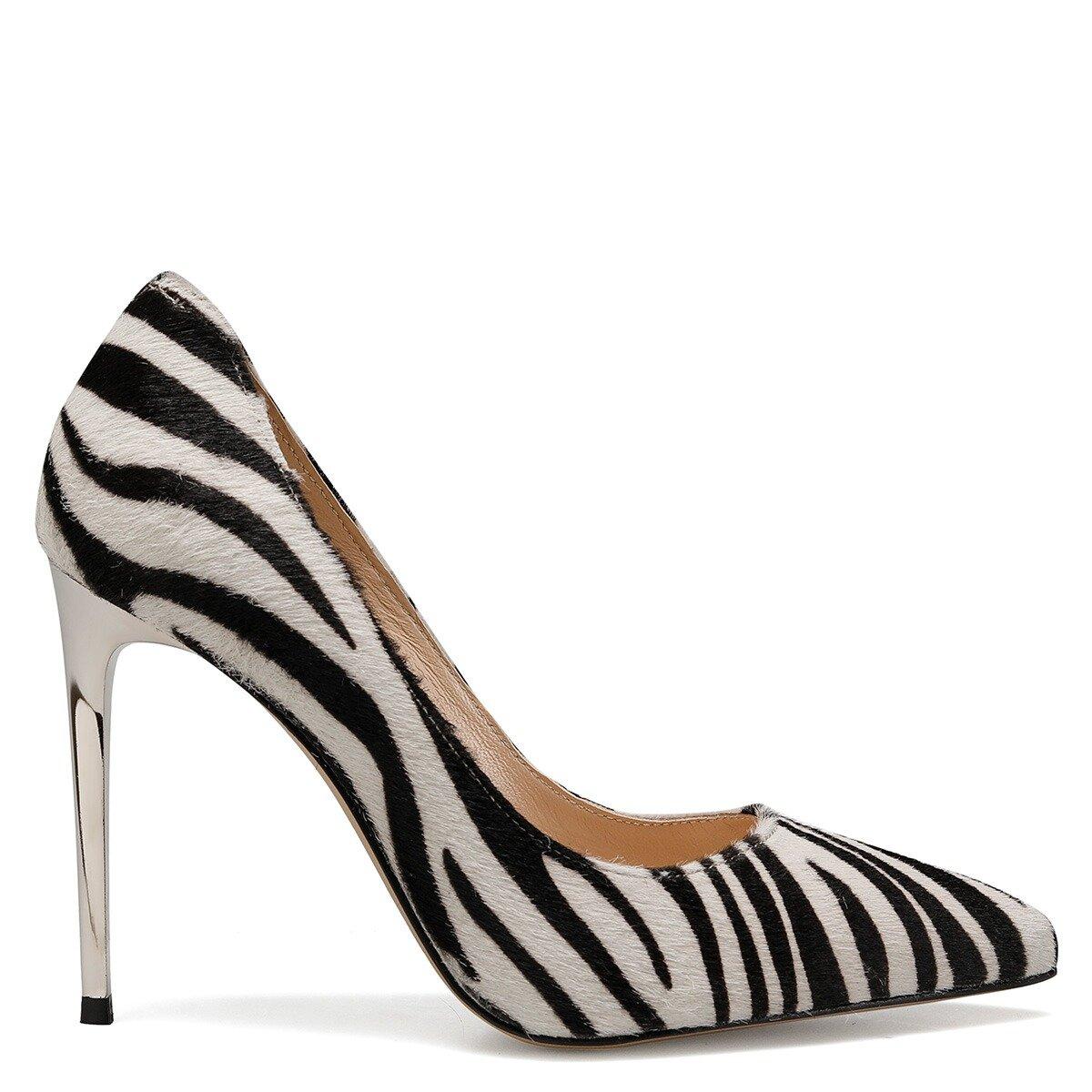 TALIS Beyaz Kadın Stiletto