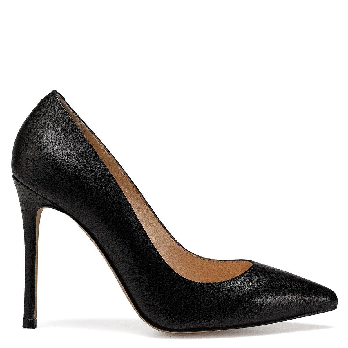 TATIE Siyah Kadın Stiletto