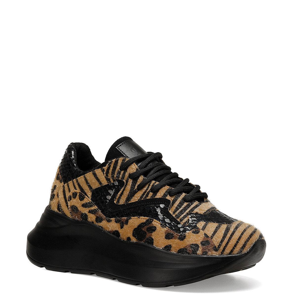 ROAR Leopar Kadın Sneaker