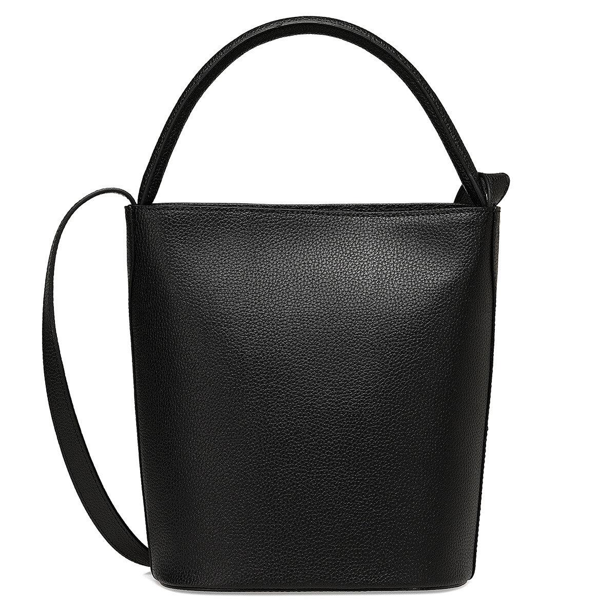 BUCKET Siyah Kadın Torba Çanta