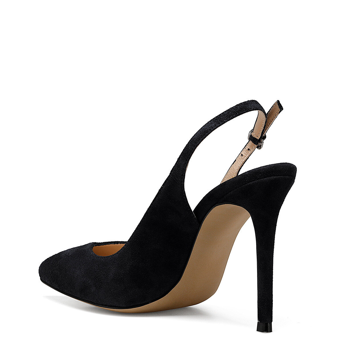 TARTA Siyah Kadın Stiletto