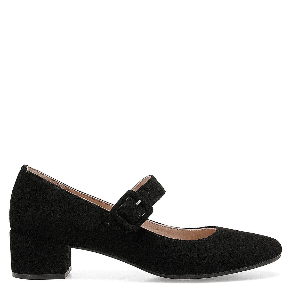 MARLENE Siyah Kadın Topuklu Ayakkabı