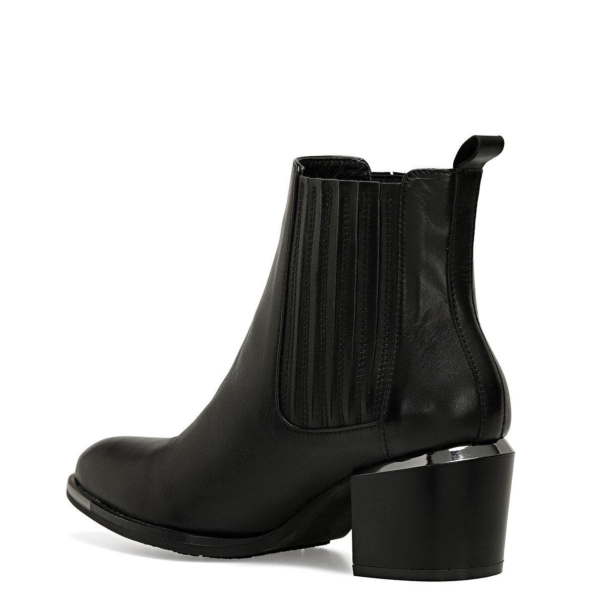 HEMA Siyah Kadın Topuklu Bot