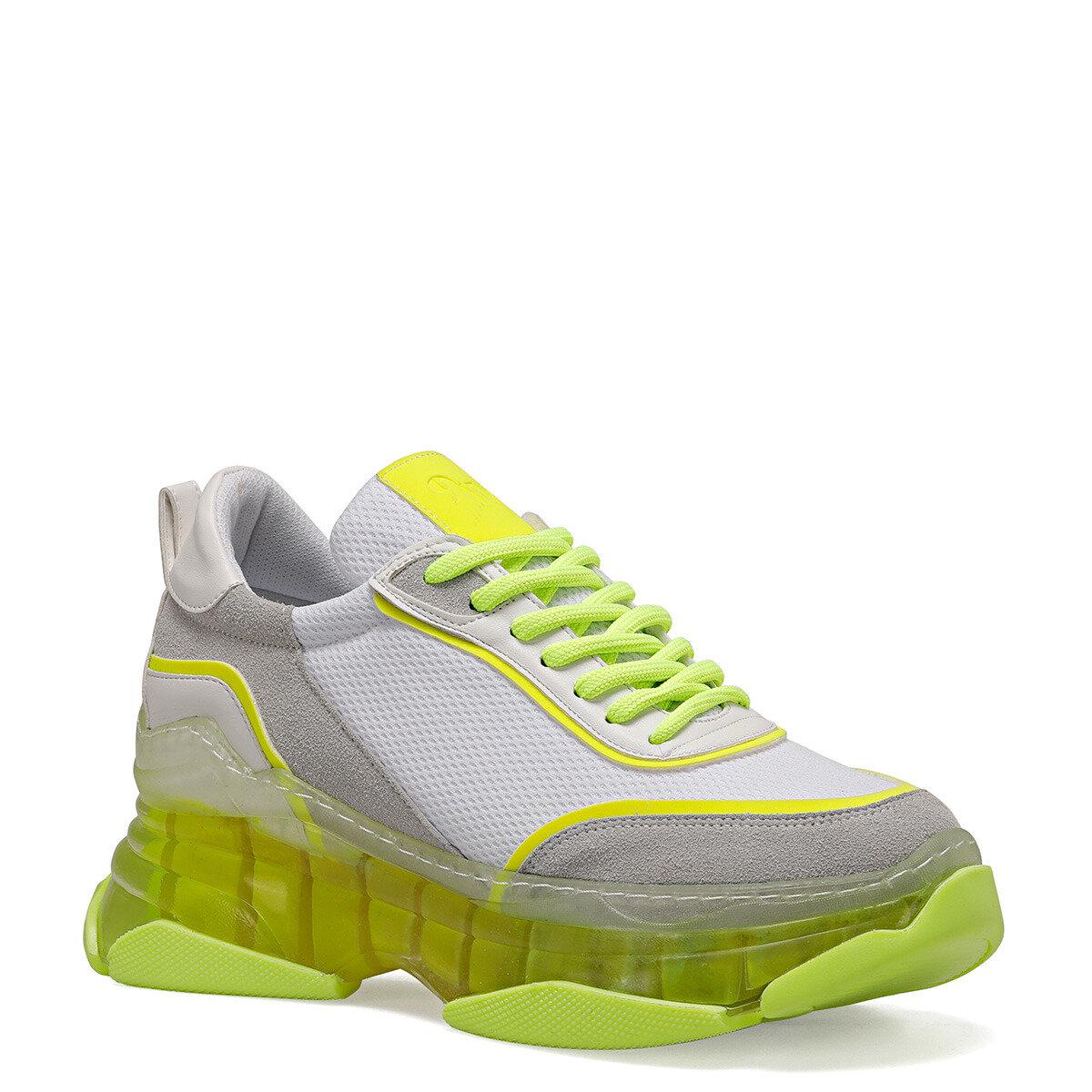 ROGANA Beyaz Kadın Ayakkabı