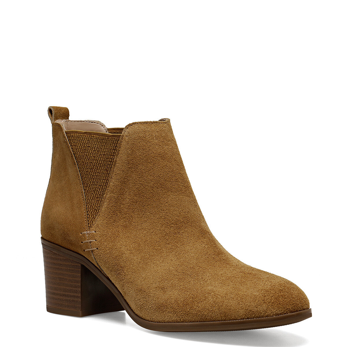 SHELBY Hardal Kadın Topuklu Ayakkabı