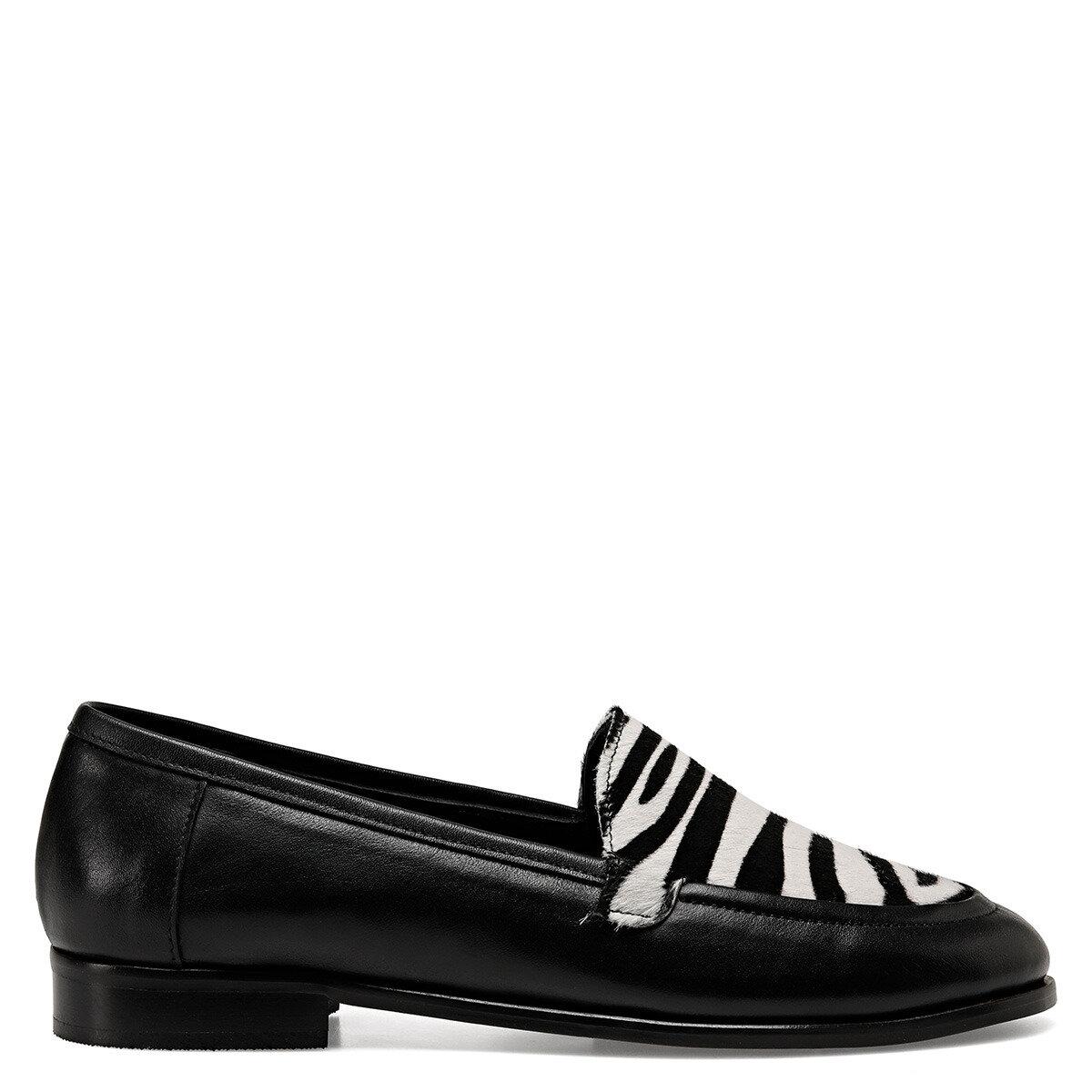 NEXON ZEBRA Kadın Loafer Ayakkabı