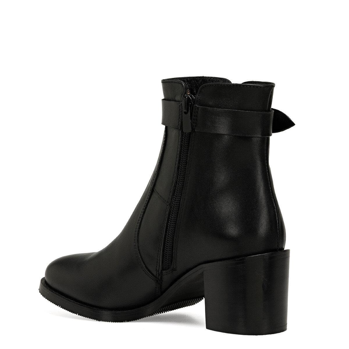 ULTIMA Siyah Kadın Topuklu Bot