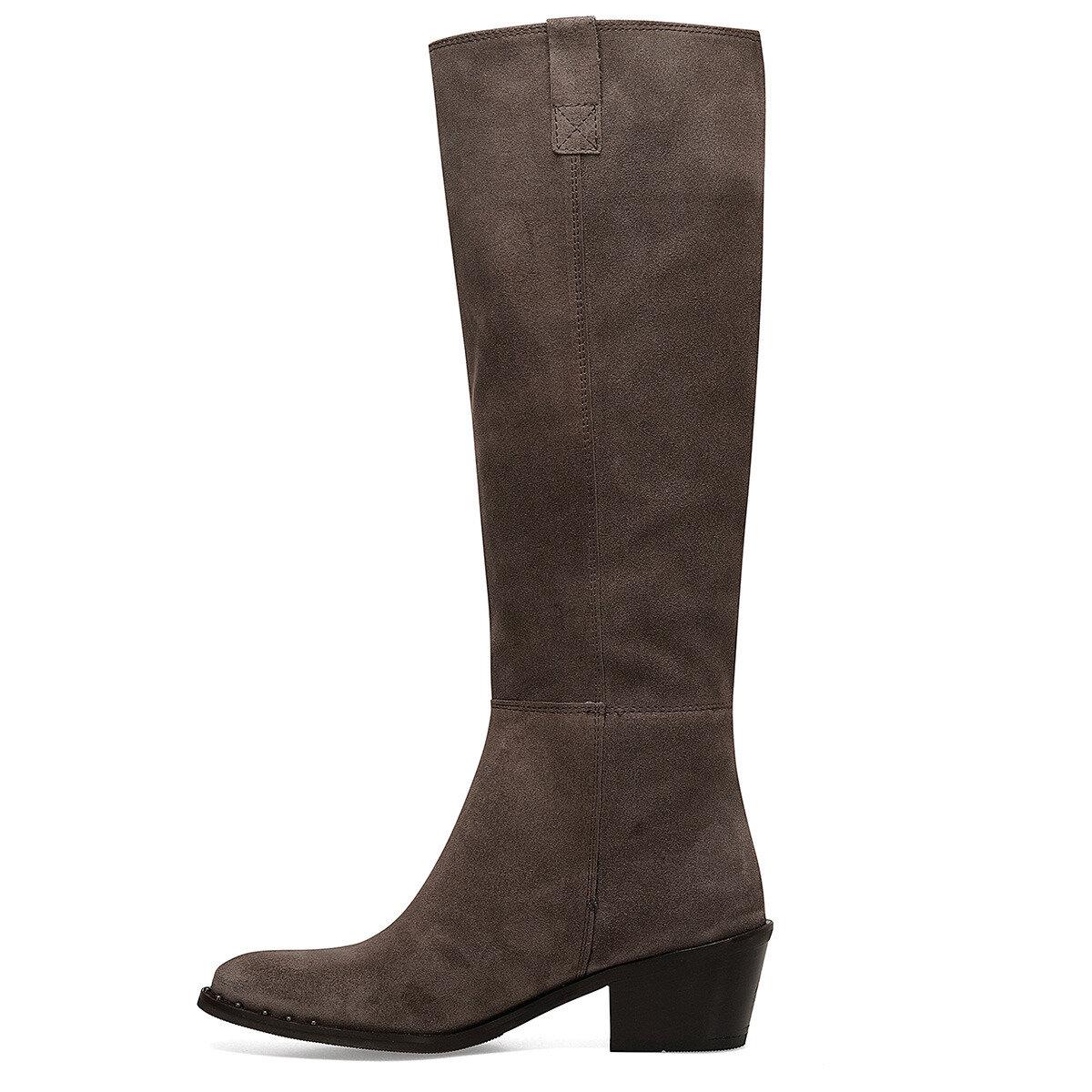 FLINTINA2 Vizon Kadın Çizme