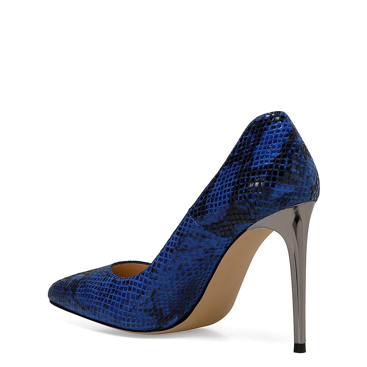 TALIS Mavi Kadın Stiletto