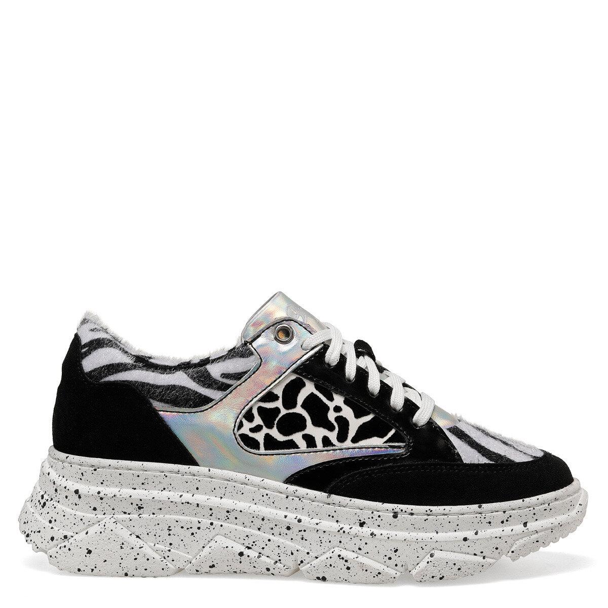 SALDER Siyah Kadın Ayakkabı