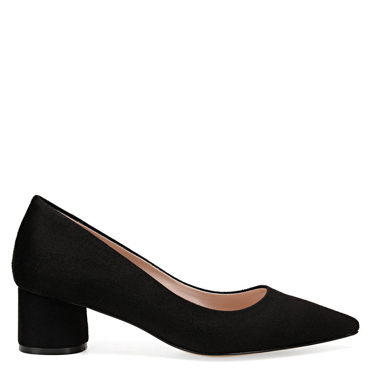 CLOUD Siyah Kadın Topuklu Ayakkabı