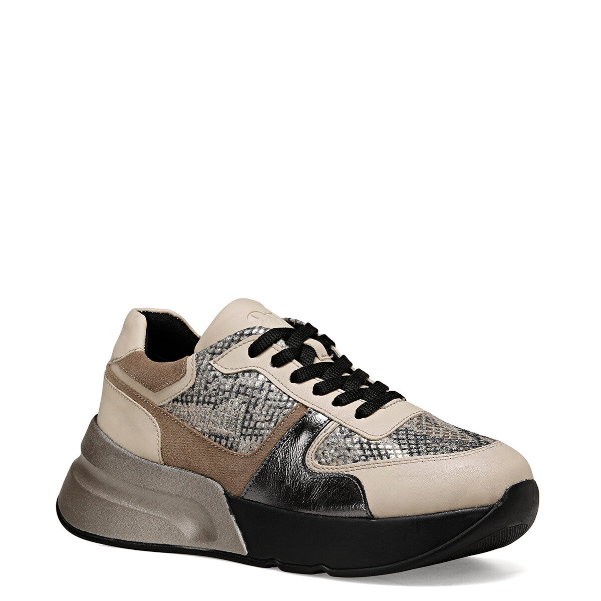 ROLLER Gümüş Kadın Ayakkabı