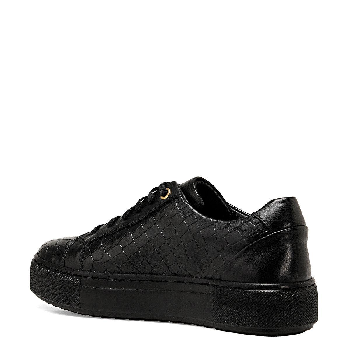 SADIN2 Siyah Kadın Sneaker