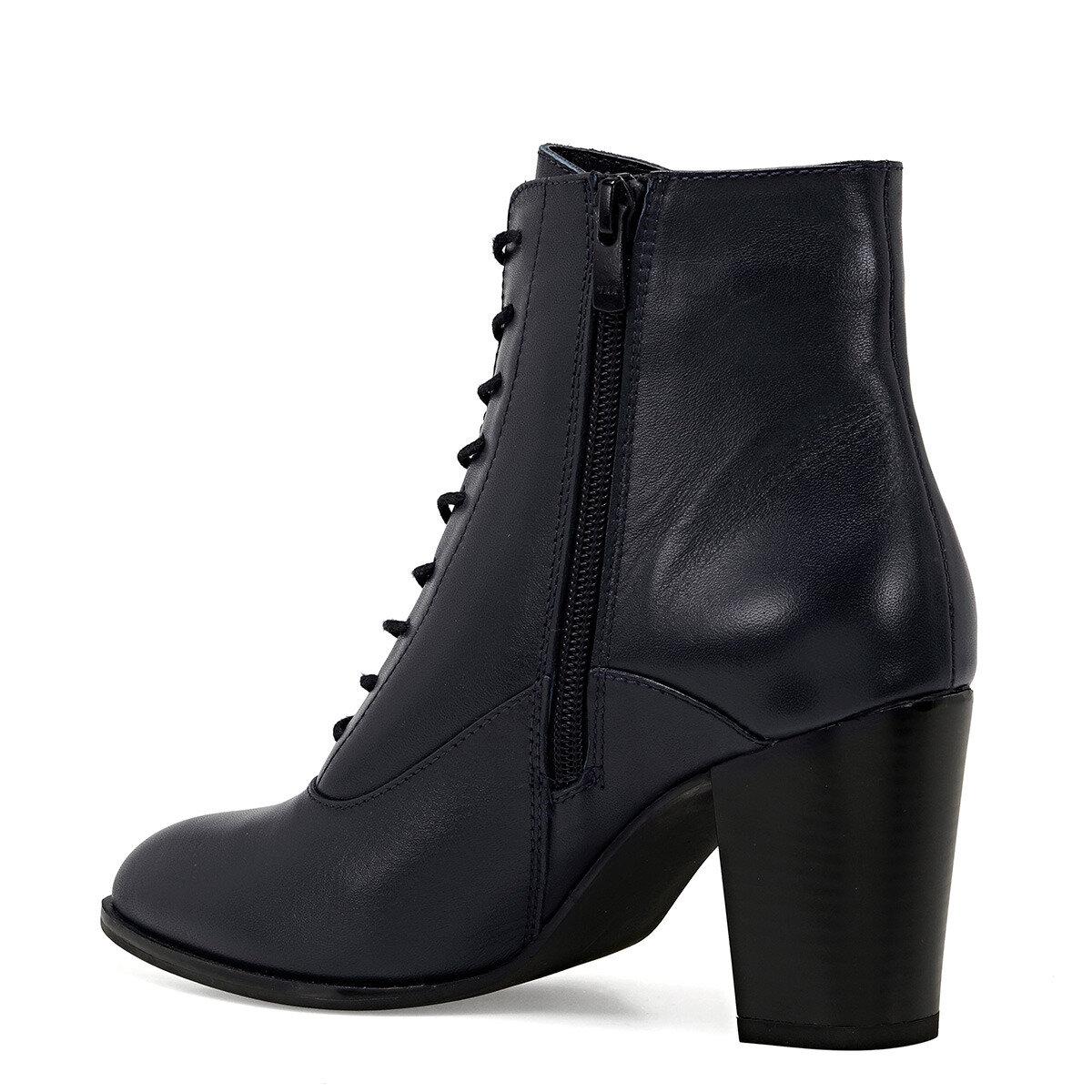 MIGNON Siyah Kadın Topuklu Bot