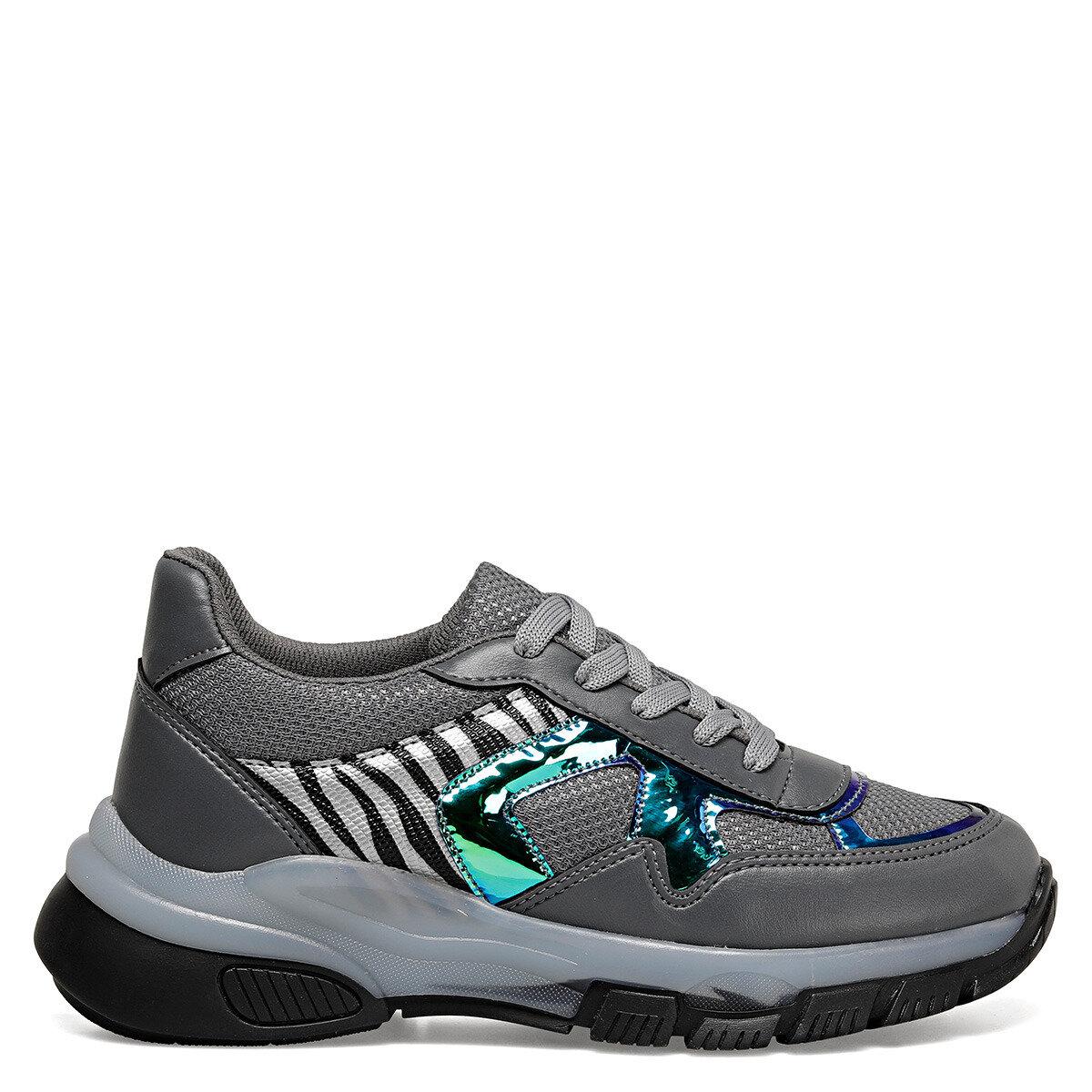 JALO Siyah Kadın Sneaker