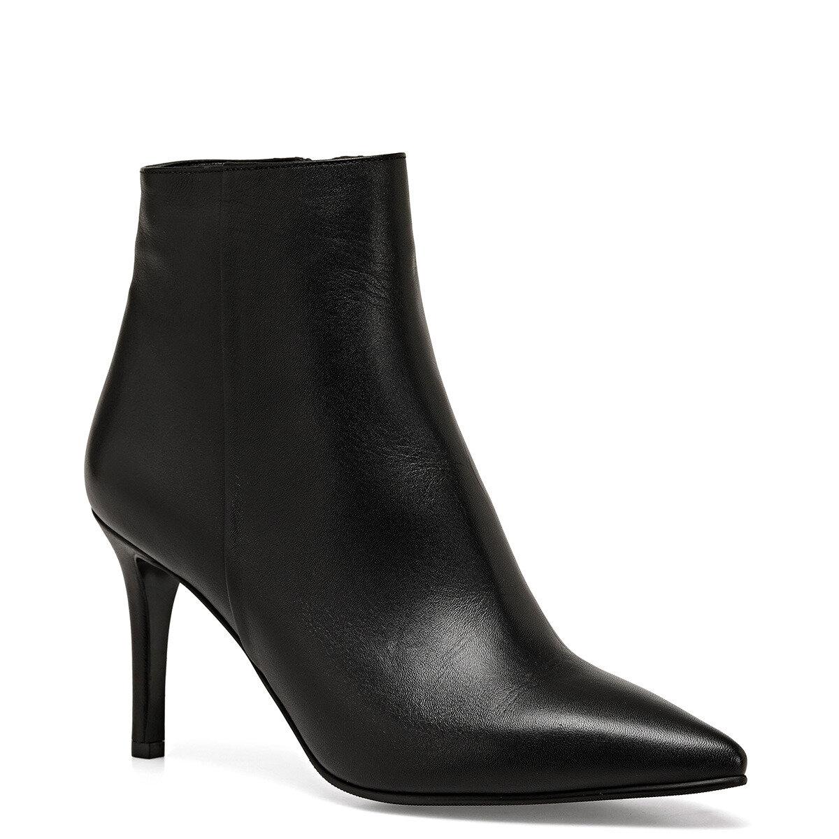 SHELLY Siyah Kadın Topuklu Bot