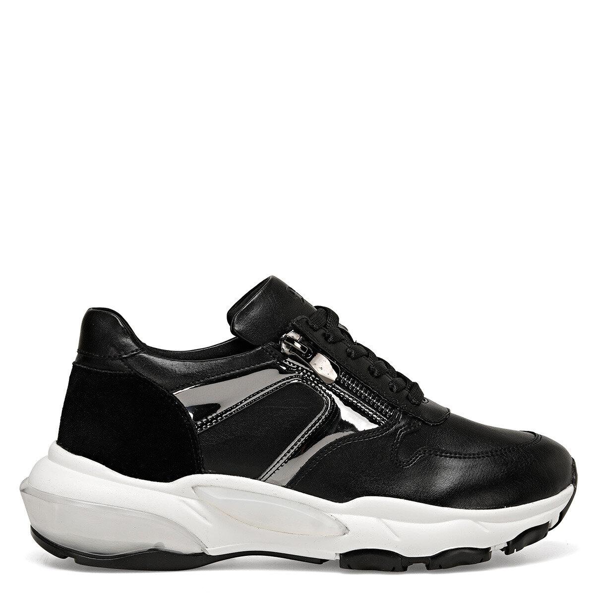 RENE Siyah Kadın Sneaker Ayakkabı