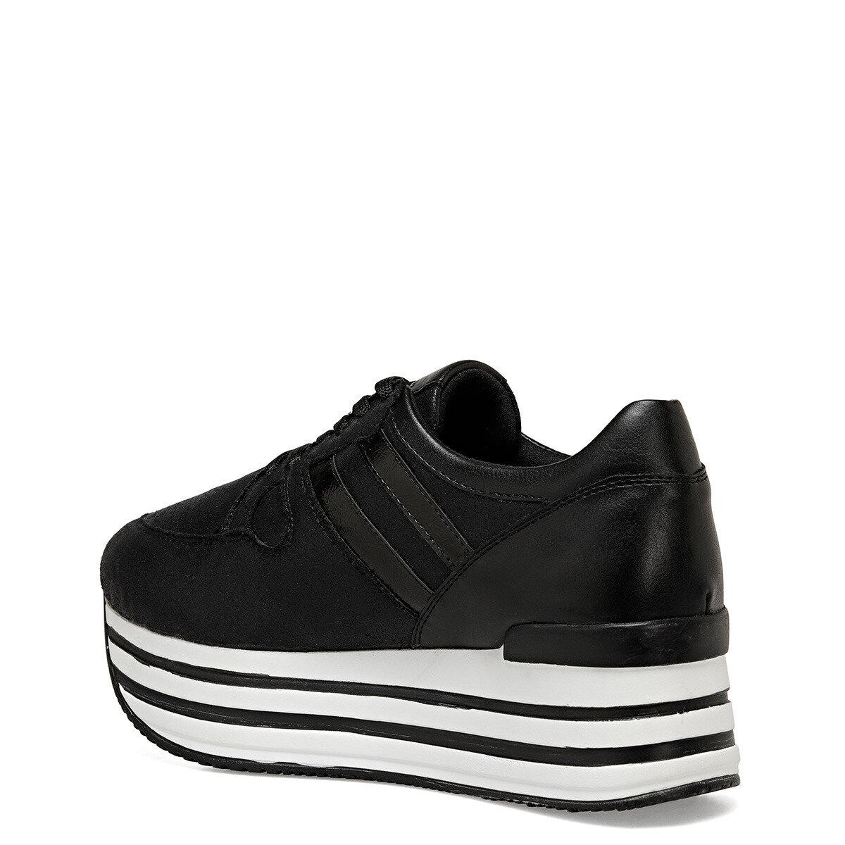 TAKO Siyah Kadın Sneaker Ayakkabı