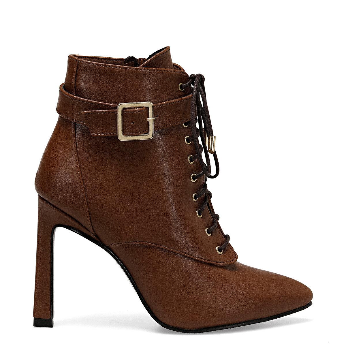 RENI Taba Kadın Topuklu Bot