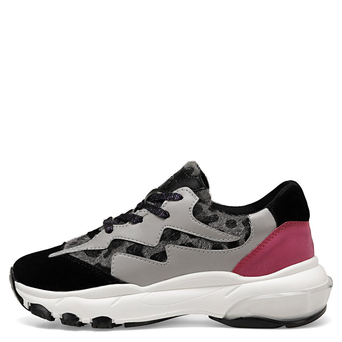 RANDY Gri Kadın Sneaker Ayakkabı