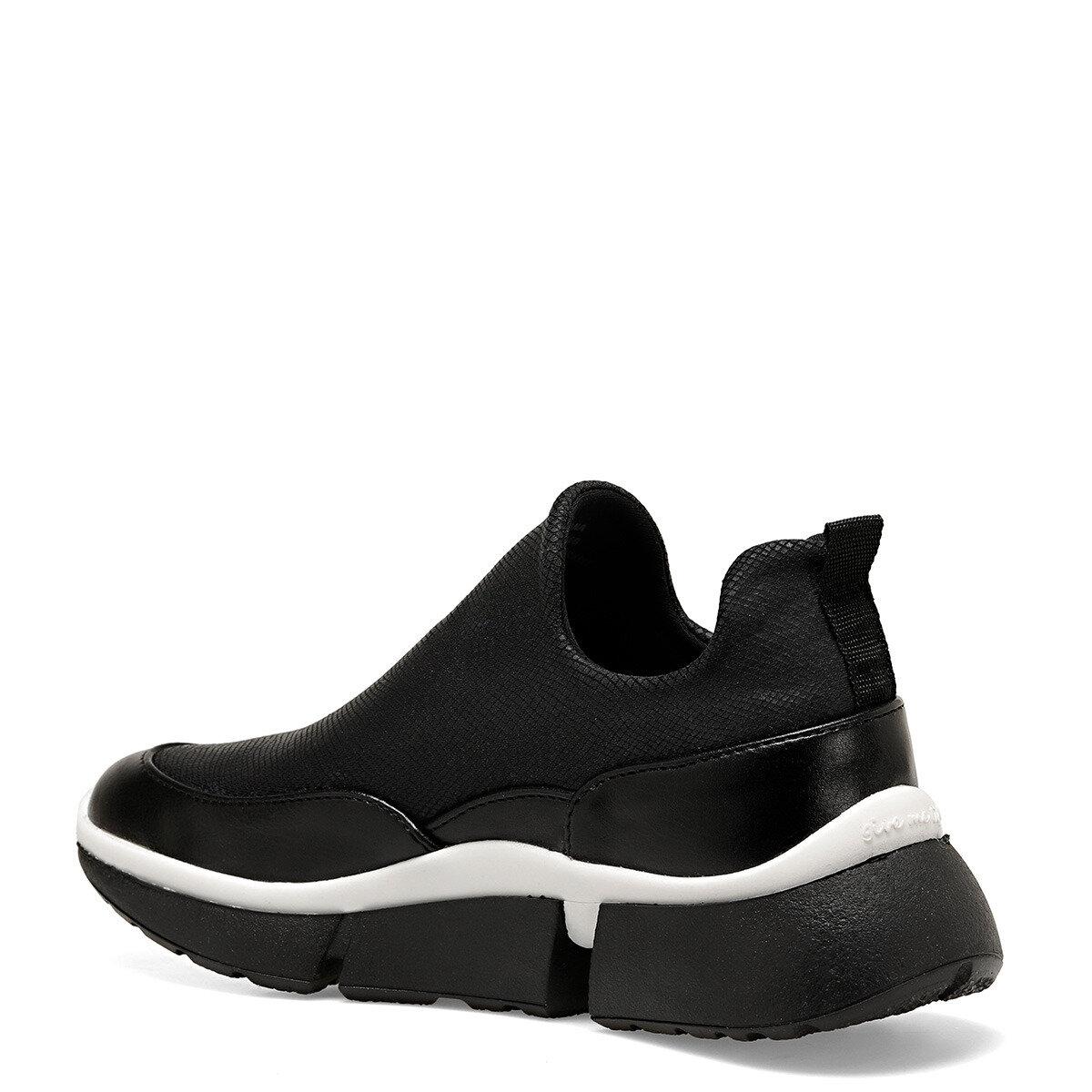 CUBANA Siyah Kadın Ayakkabı