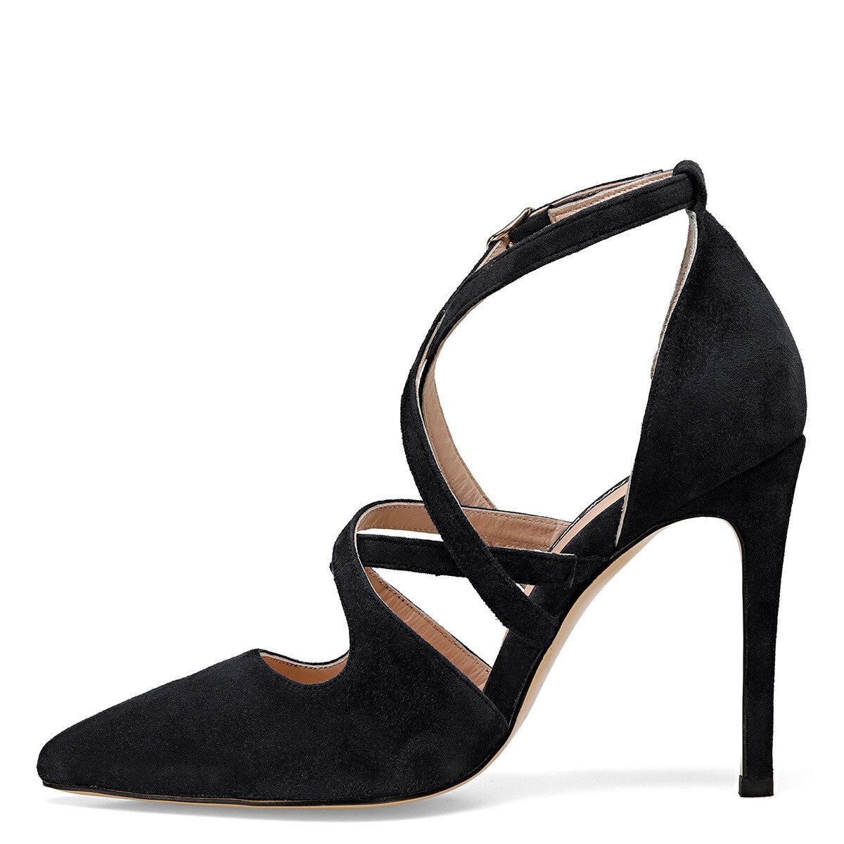 TANGO Siyah Kadın Stiletto