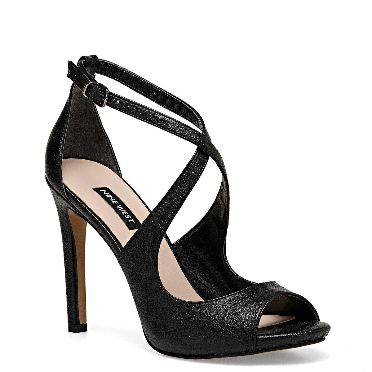 MILLA Siyah Kadın Topuklu Ayakkabı