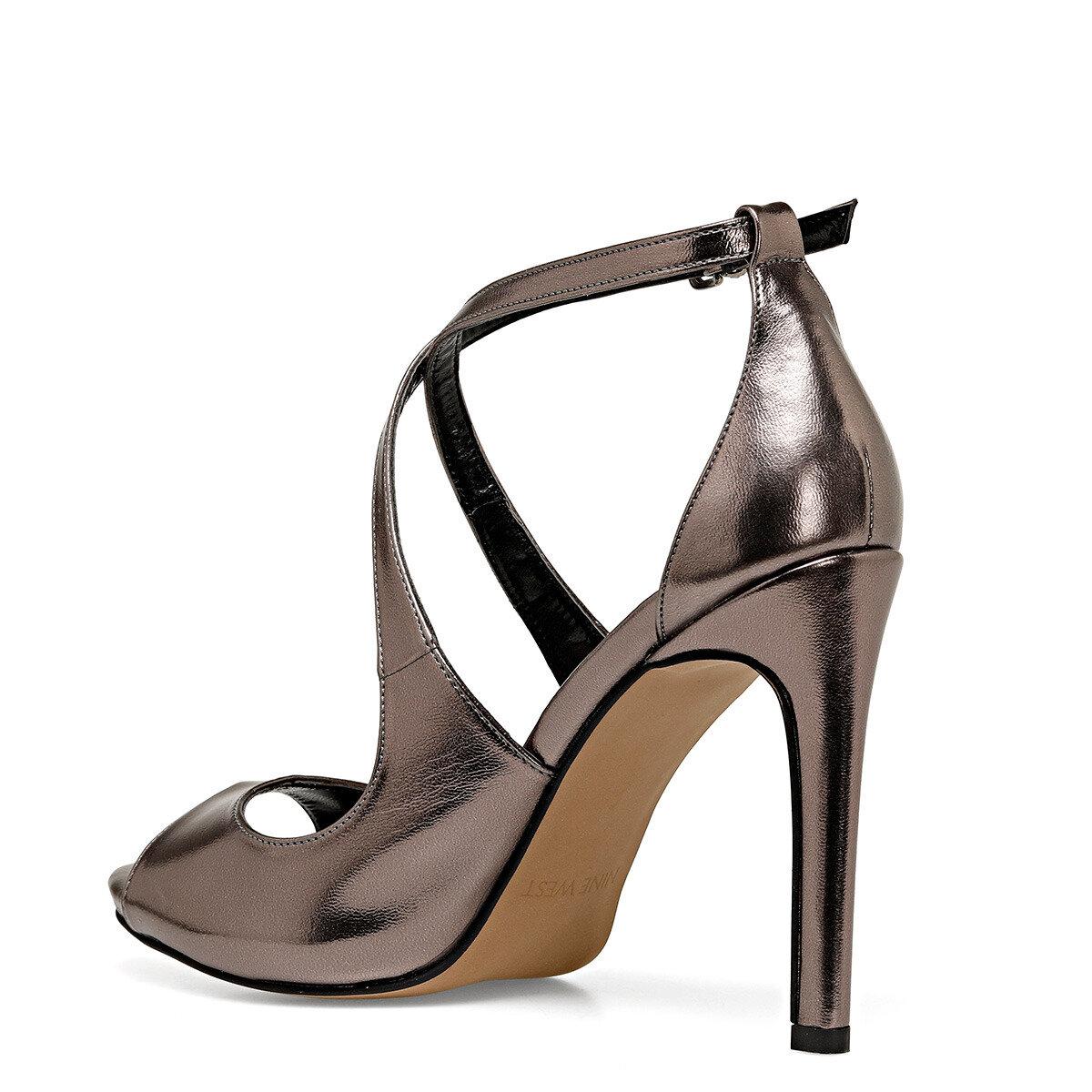 MILLA Gümüş Kadın Topuklu Ayakkabı