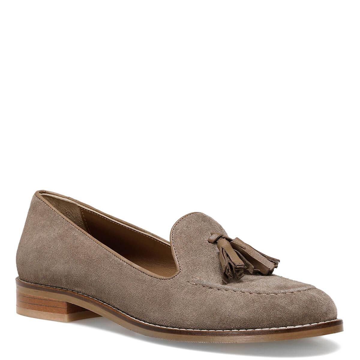 JACOB Vizon Kadın Loafer Ayakkabı