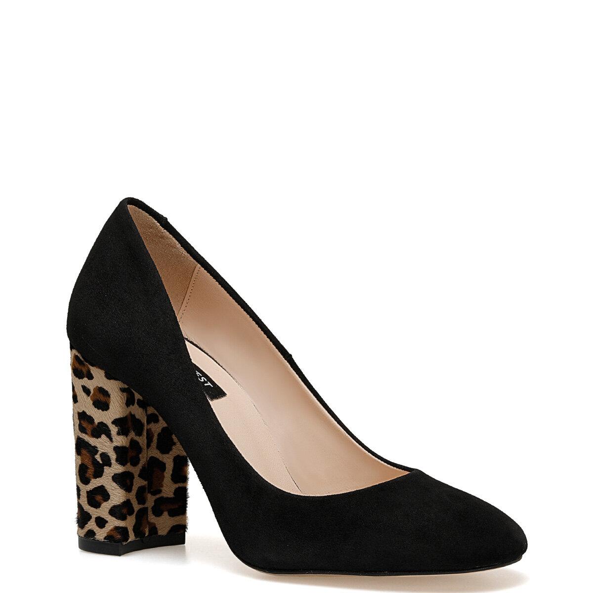 DILAN Siyah Kadın Topuklu Ayakkabı