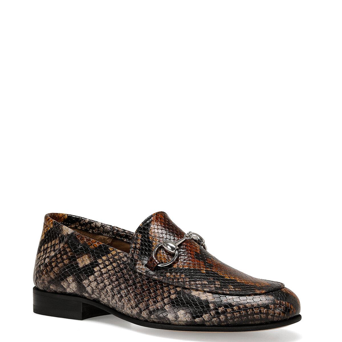 GILA3 Sarı Kadın Loafer Ayakkabı