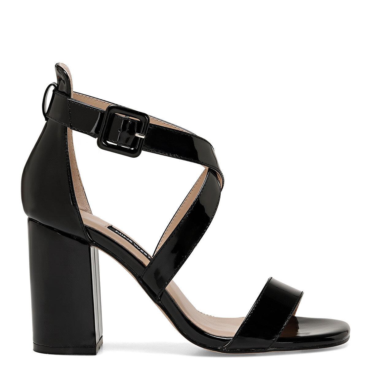 LAURA Siyah Kadın Topuklu Ayakkabı