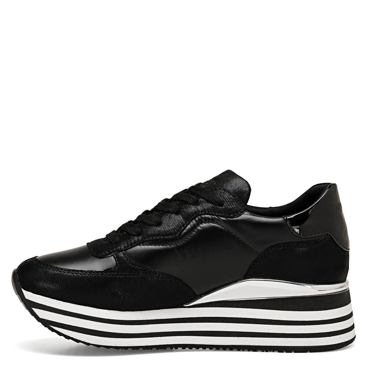 RONDA Siyah Kadın Sneaker