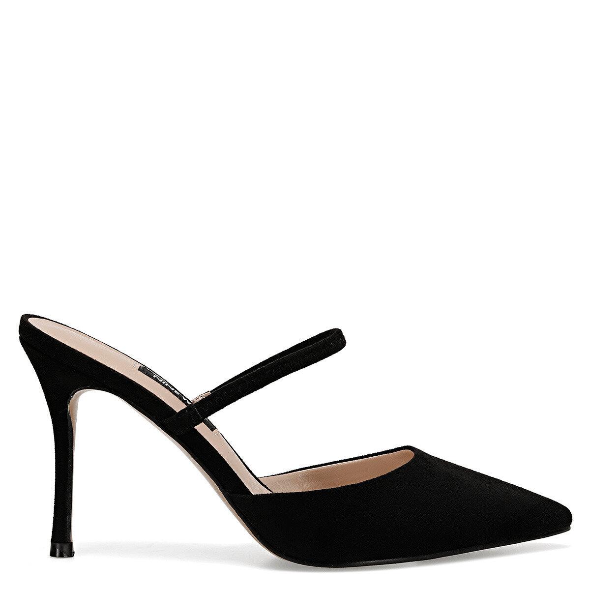 TIGO2 Siyah Kadın Stiletto