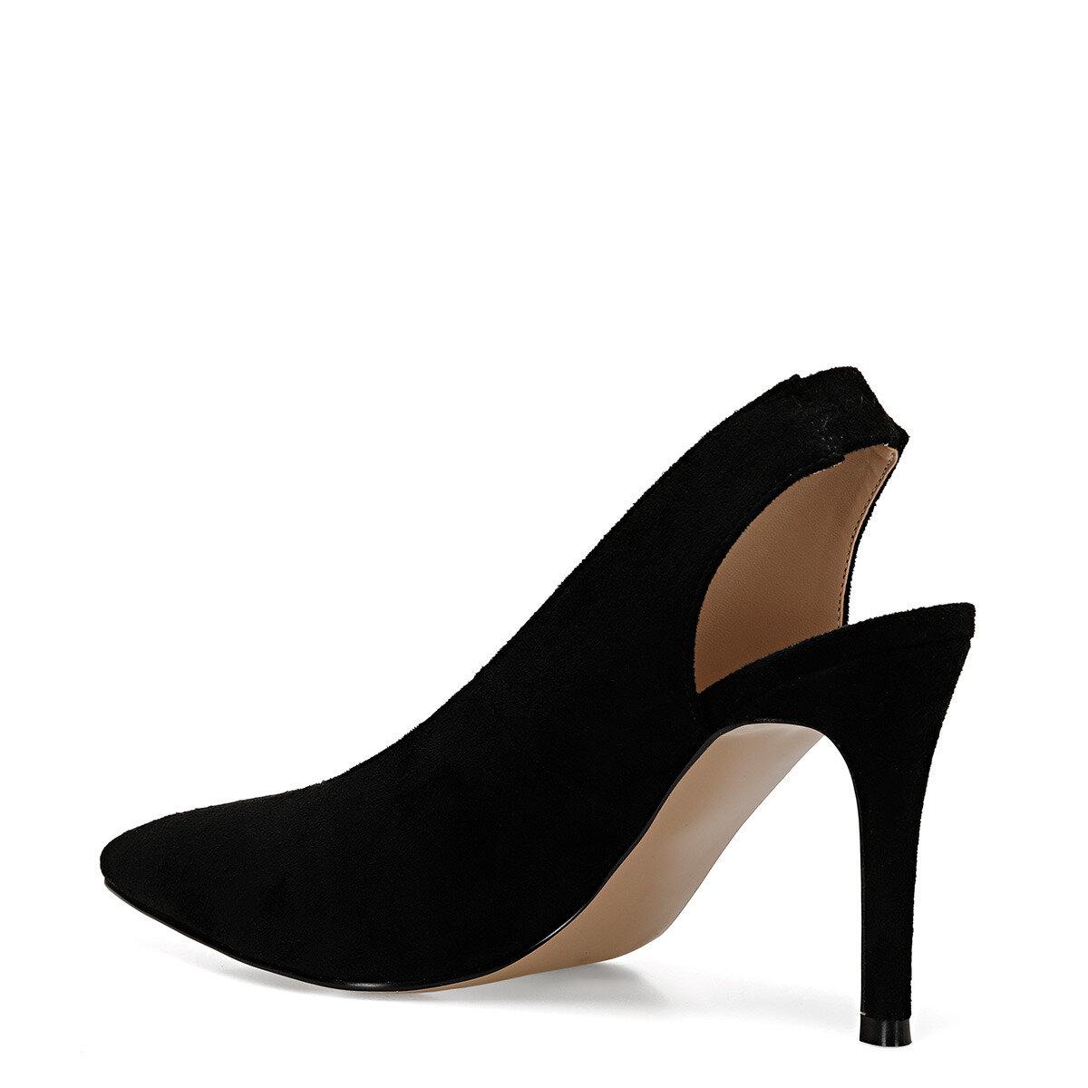 TINO Siyah Kadın Stiletto